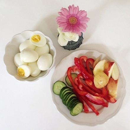 frukost paleo